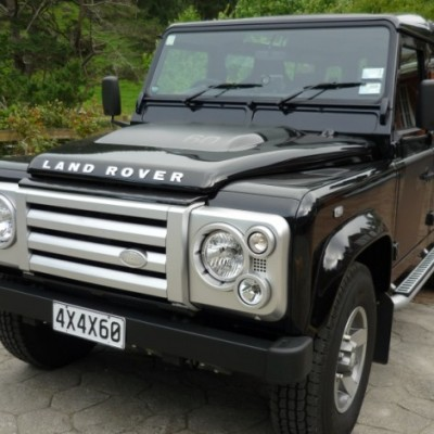 Land Rover Defender SVX 110