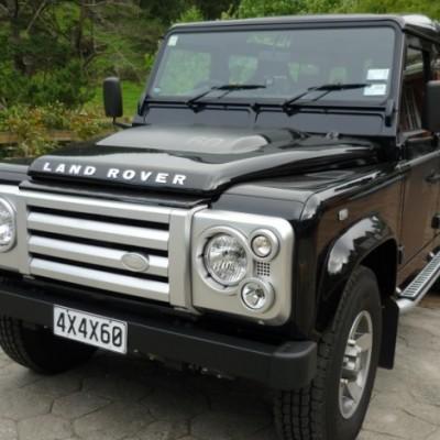 Land Rover Defender SVX 110