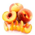 fresh peach preserve