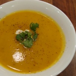 slow cooker pumpkin and coconut soup