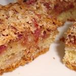 rhubarb-shortcake