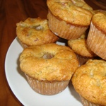 rhubarb-and-ginger-muffins