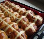 hand-made secular buns