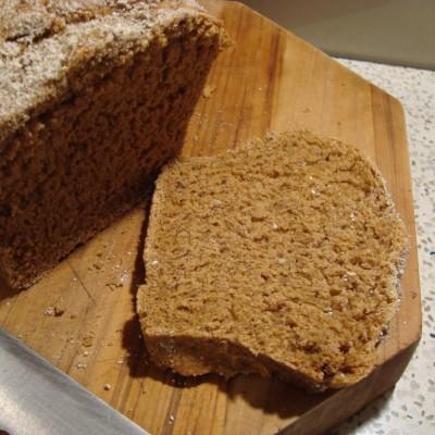 Swedish rye bread experiment