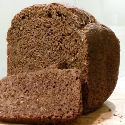 Pumpernickel bread recipe for the bread maker