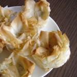 zucchini and feta pies