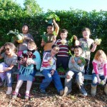 edible garden kids