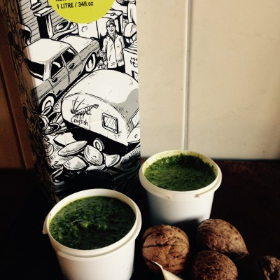 Hawke's Bay winter pesto