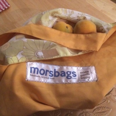 Morsbags – sociable guerilla bagging