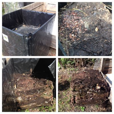 Home composting for beginners workshop Sunday 27 September 2020, 10am – 12 noon