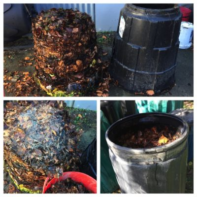 Composting Revisited Workshop Tuesday 10 Sept 2019 5.30-6.30pm